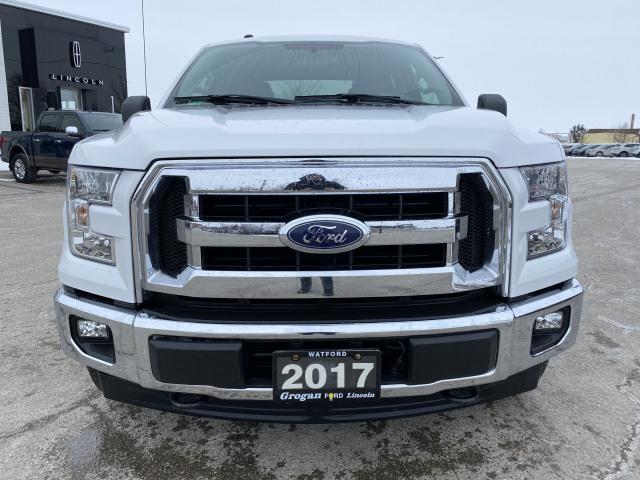 2017 Ford F-150 XLT 4x4