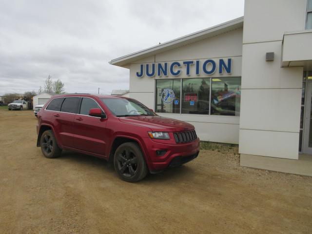 2015 Jeep Grand Cherokee 4WD Laredo