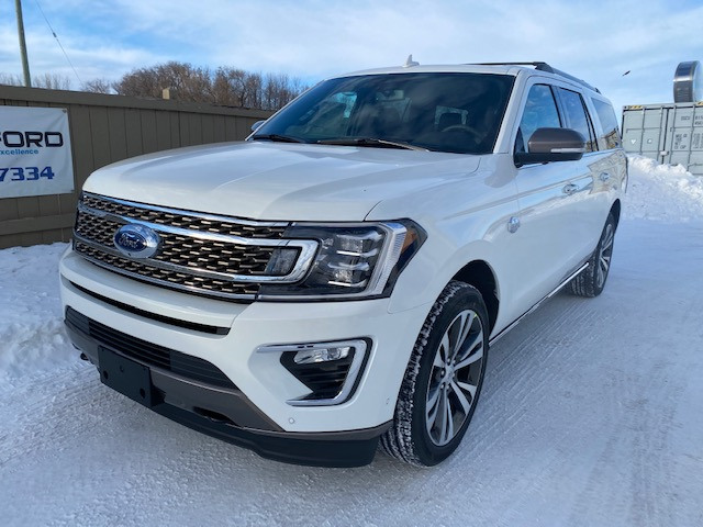 2021 Ford Expedition King Ranch® MAX