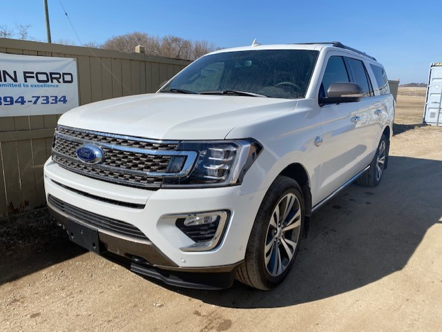 2021 Ford Expedition King Ranch™ MAX