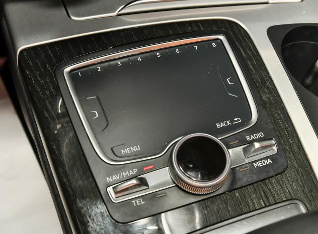 2017 Audi Q7 3.0T quattro Technik