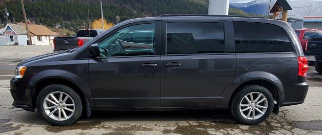 2018 Dodge Grand Caravan CVP/SXT