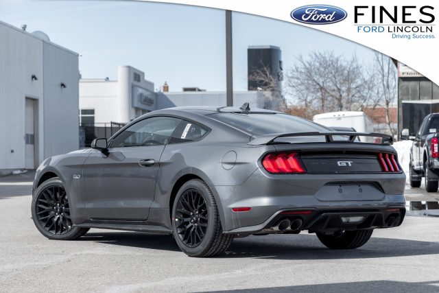 2021 Ford Mustang GT Premium Fastback