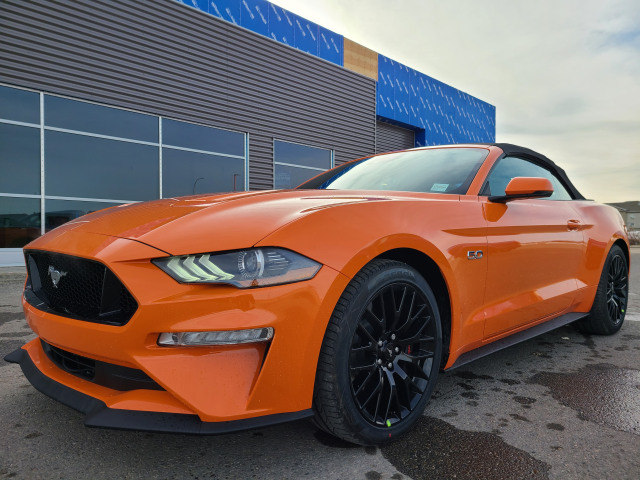 2021 Ford Mustang GT Premium Convertible