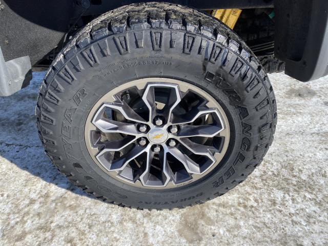 2018 Chevrolet Colorado ZR2 Crew Cab SWB
