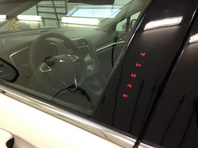 2020 Ford Fusion Hybrid Titanium