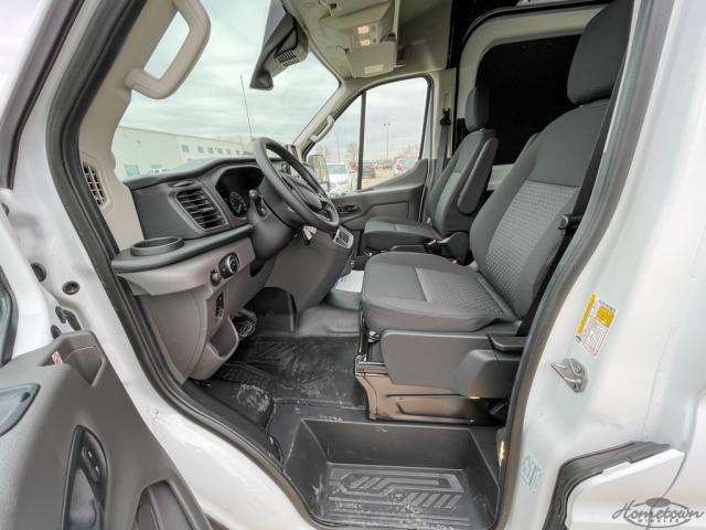 2021 Ford Transit Cargo Van T-250 Med Rf 9070 GVWR AWD