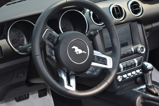 2021 Ford Mustang EcoBoost® Convertible