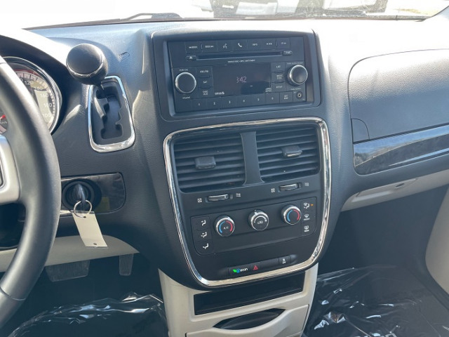 2017 Dodge Grand Caravan CVP/SXT