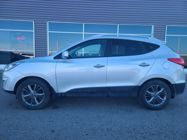 2014 Hyundai Tucson GLS