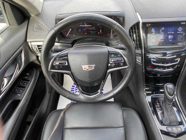 2017 Cadillac ATS