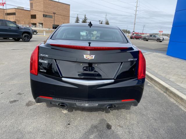 2017 Cadillac ATS AWD