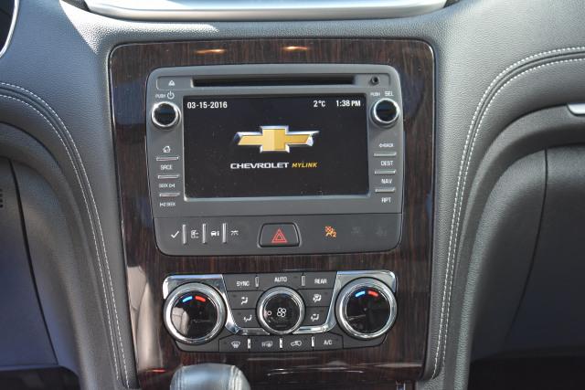 2017 Chevrolet Traverse AWD
