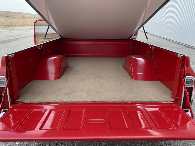 1969 Chevrolet Pickup Dually