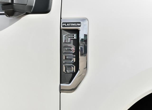 2018 Ford F-350 Platinum