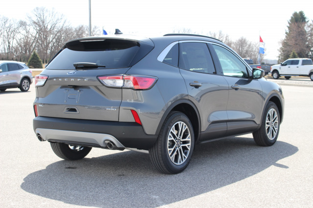 2021 Ford Escape SEL