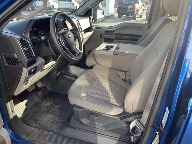 2018 Ford F-150 CREW XTR 300A 5.0 L 6.5 FT
