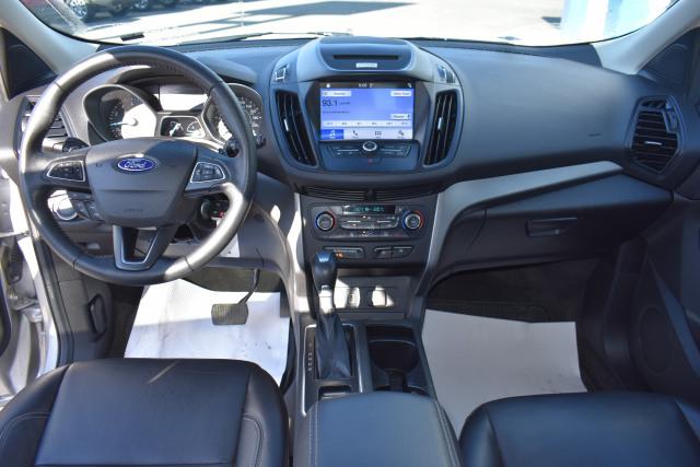 2017 Ford Escape SE 4x4 SE