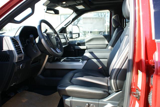 2021 Ford Super Duty F-350 SRW Platinum