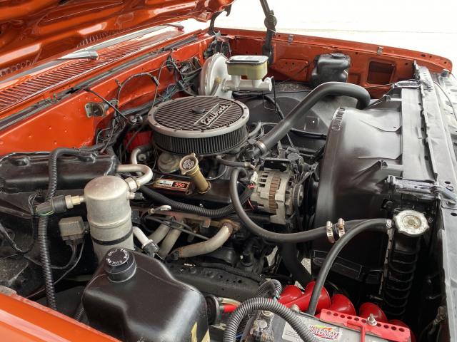 1985 Chevrolet K10 4x4