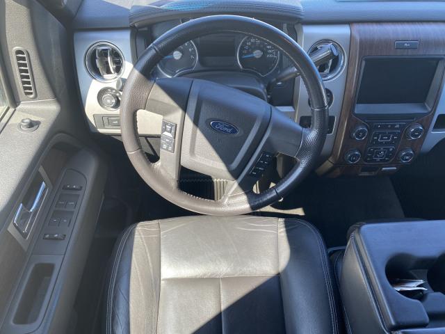 2014 Ford F150 Lariat Crew Cab