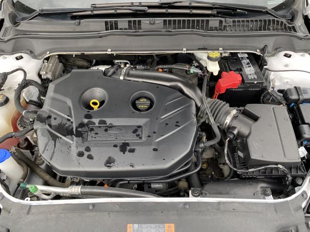 2017 Ford Fusion Titanium AWD