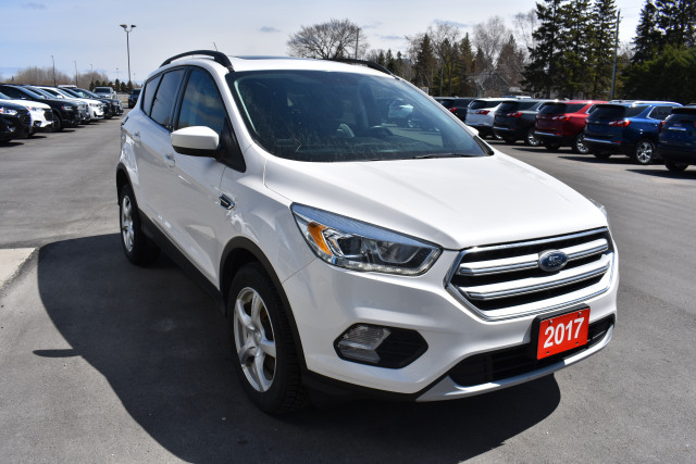 2017 Ford Escape 4x4 SE