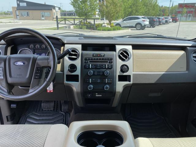 2010 Ford F-150 XLT 4x2