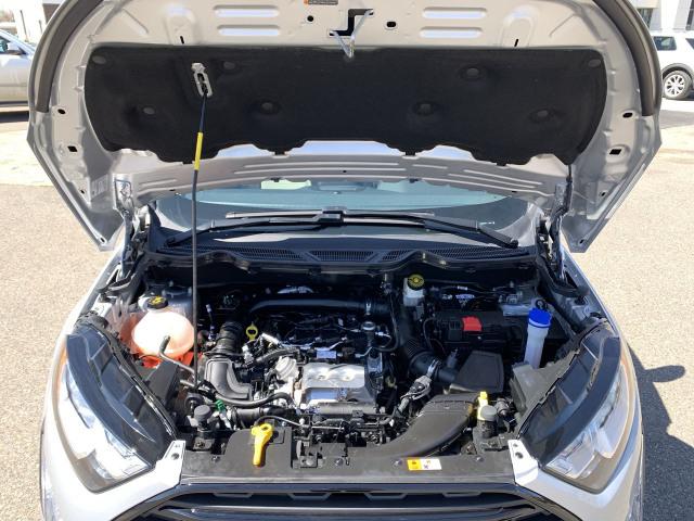 2019 Ford EcoSport S FWD w/ 1.0L Engine