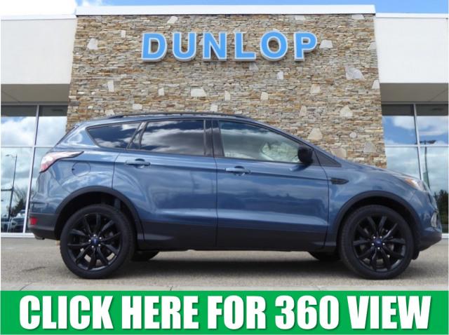 2018 Ford Escape SE 4WD w/ 1.5L EcoBoost Engine