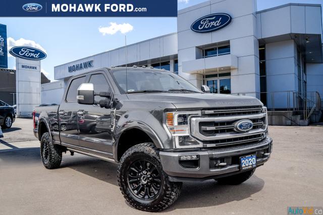 2020 Ford F-350 Platinum