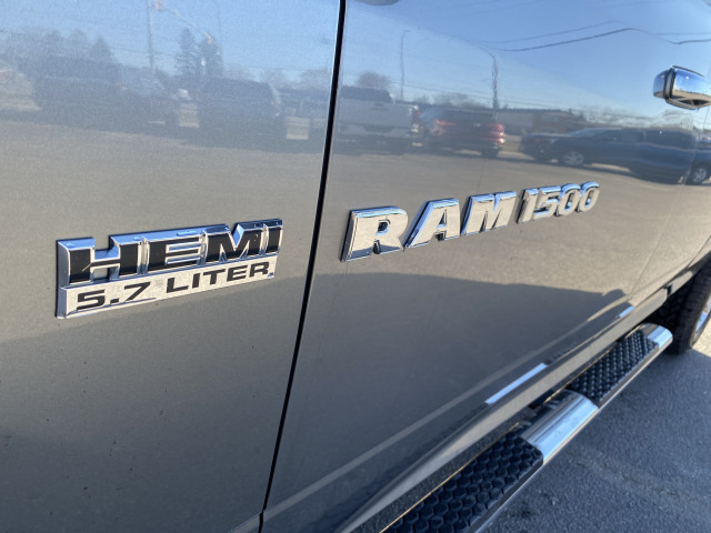 2011 Dodge Big Horn Club Cab 1500 Quad SL