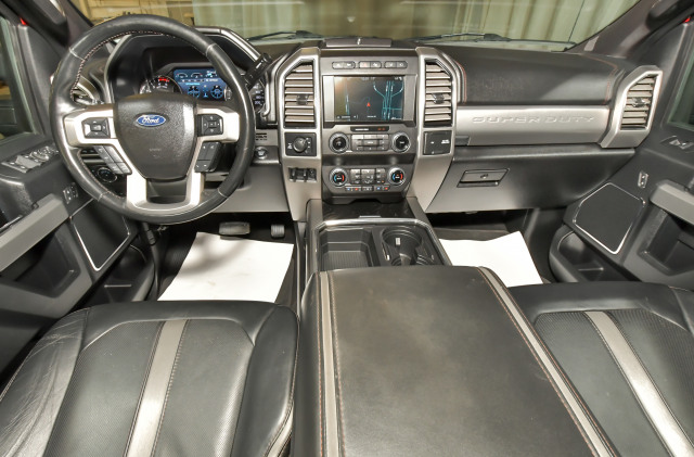 2019 Ford F-350 Platinum