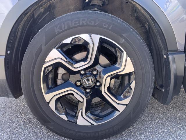 2018 Honda CR-V <p>Touring AWD w/ 1.5L Turbo Engine</p>