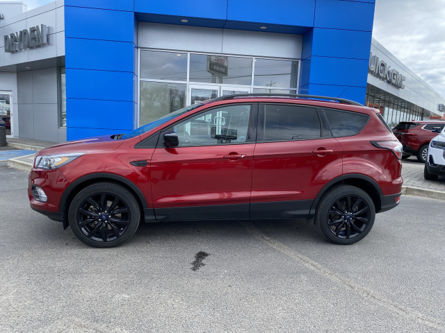2017 Ford Escape SE 5 Door