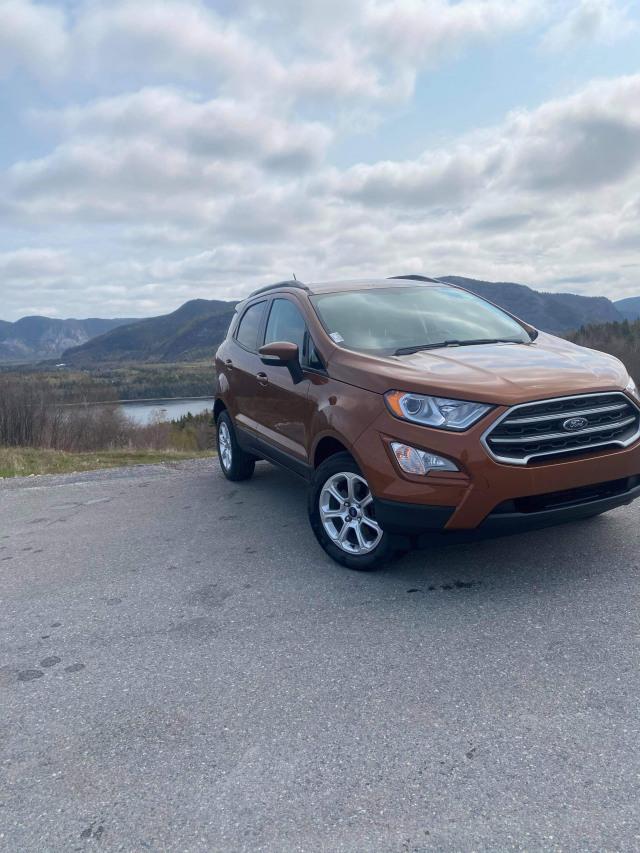2018 Ford EcoSport SE STEPHENVILLE