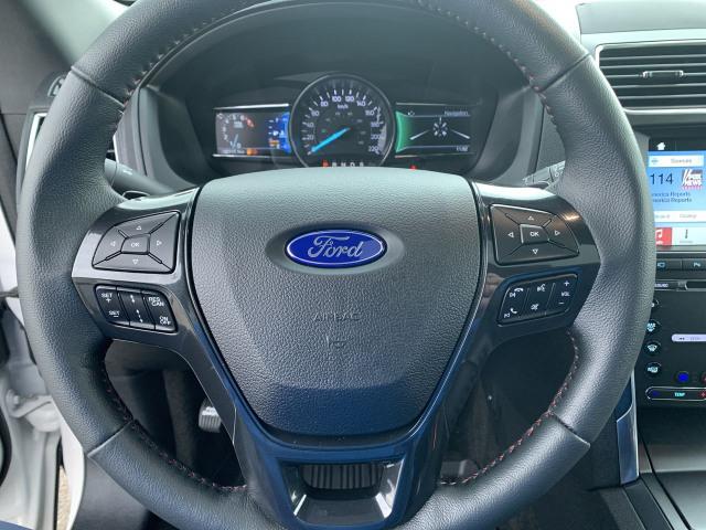 2018 Ford Explorer Sport 4WD w/ 3.5L EcoBoost Engine