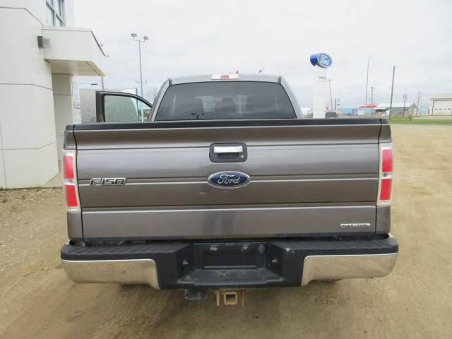 2012 Ford F-150 4WD SuperCab