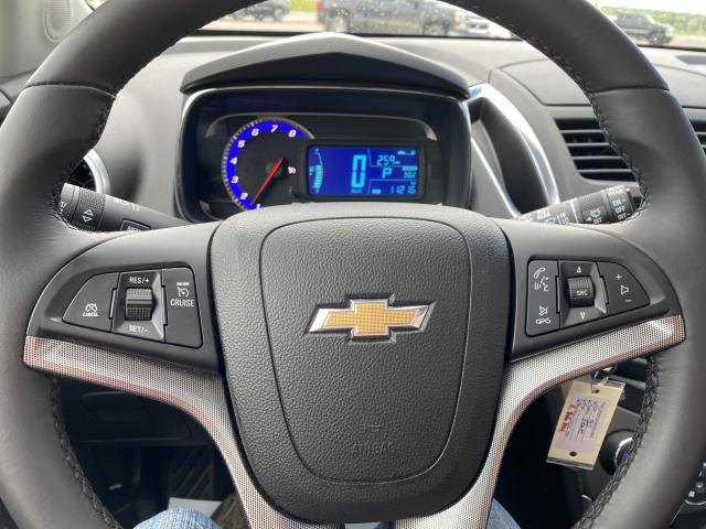2016 Chevrolet Trax LTZ AWD