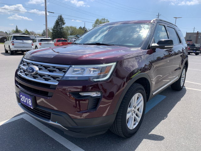 2018 Ford Explorer XLT