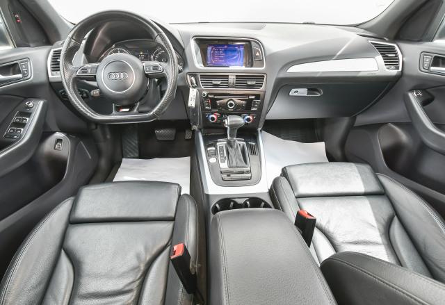 2015 Audi Q5 2.0T quattro Technik