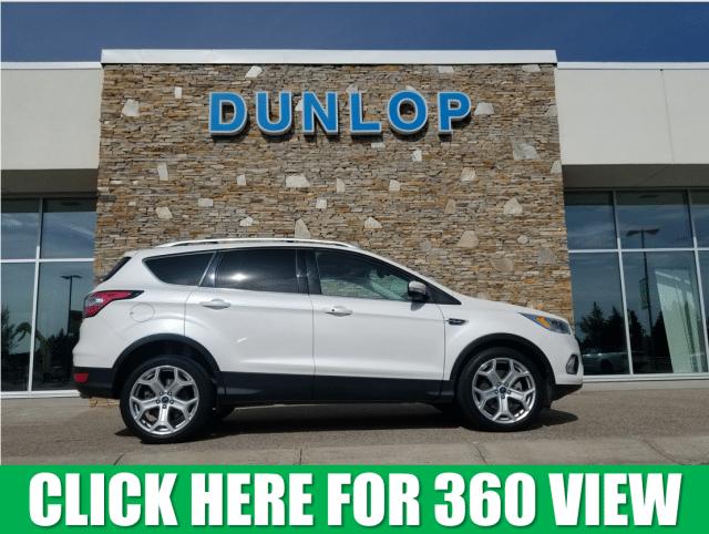 2017 Ford Escape <p>TITANIUM 4WD W/ 2.0L ECOBOOST ENGINE</p>