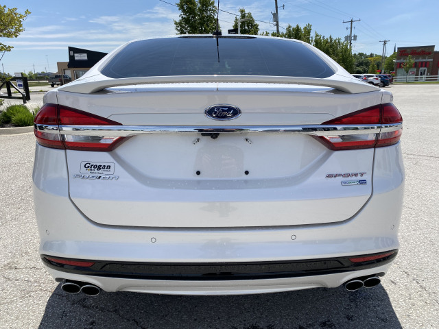 2018 Ford Fusion Sport FWD