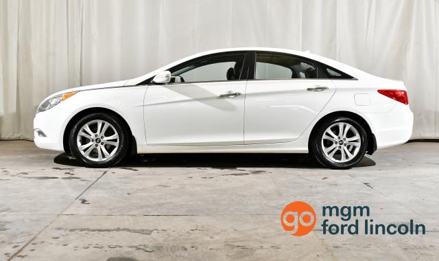 2013 Hyundai Sonata Limited