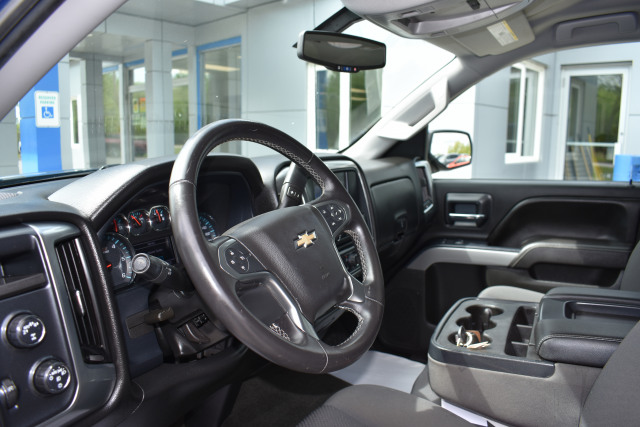 2017 Chevrolet Silverado LT Crew Cab Z71