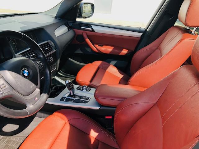 2013 BMW X3 xDrive28i