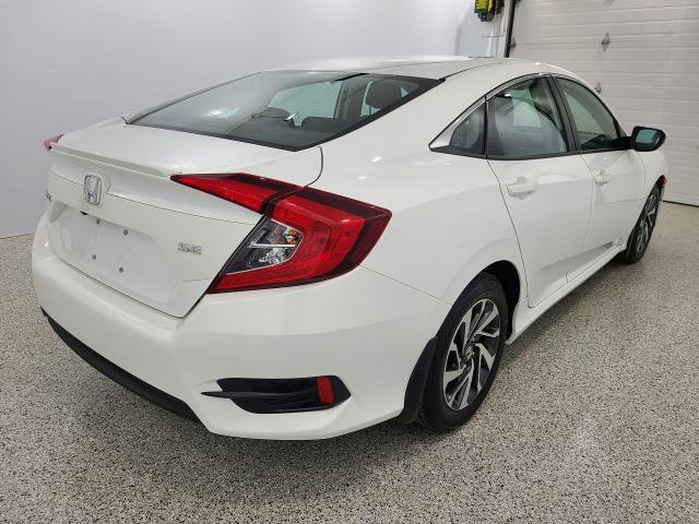2018 Honda Civic SE