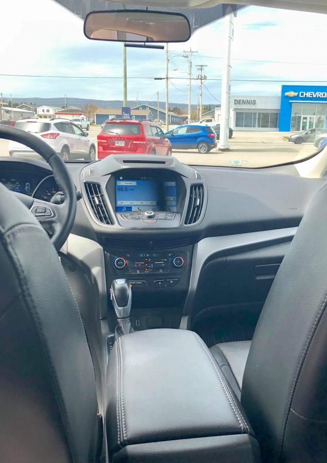 2018 Ford Escape SEL
