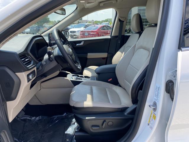2020 Ford Escape Hybrid Titanium FWD