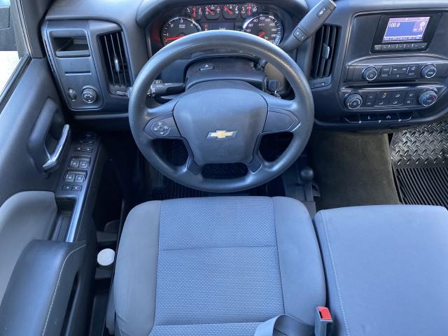 2014 Chevrolet Silverado WT